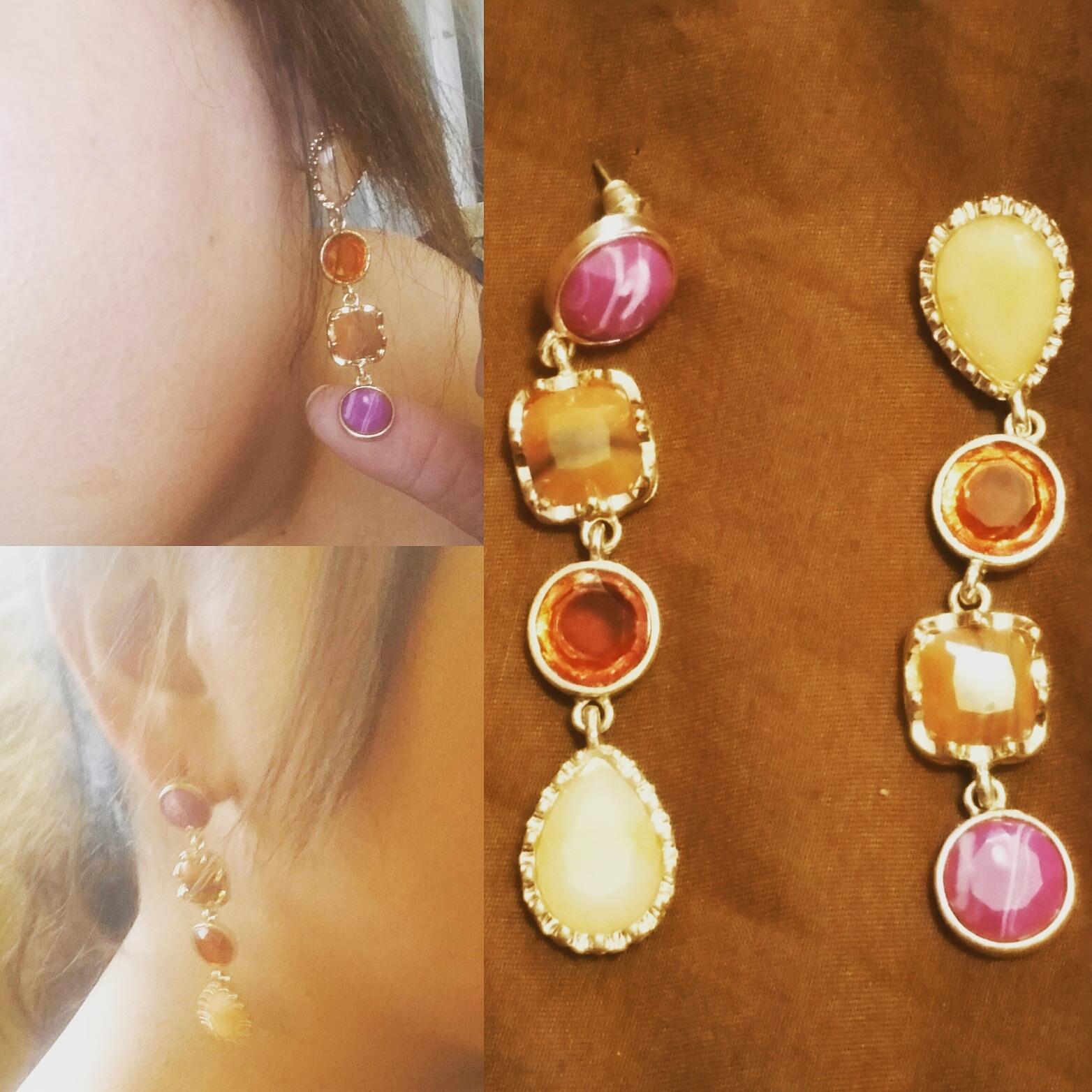 Very pretty earrings