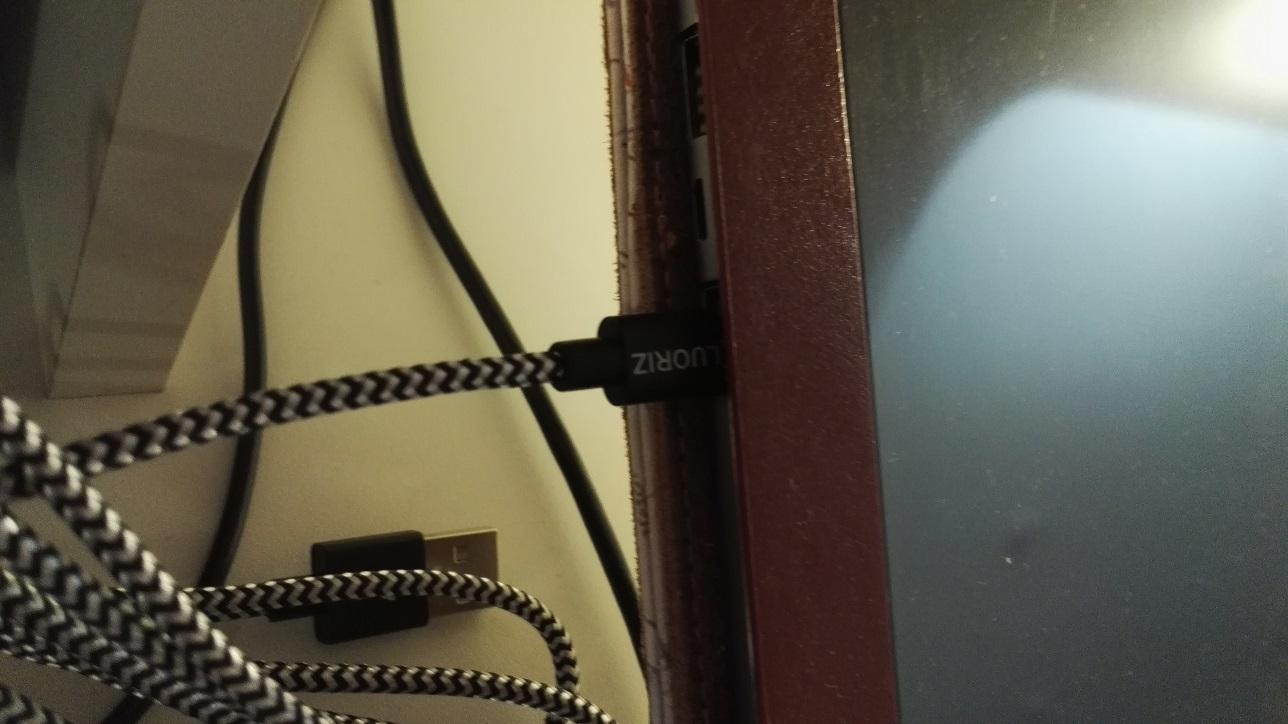LUORIZ USB Typ C Kabel, 3 Pack