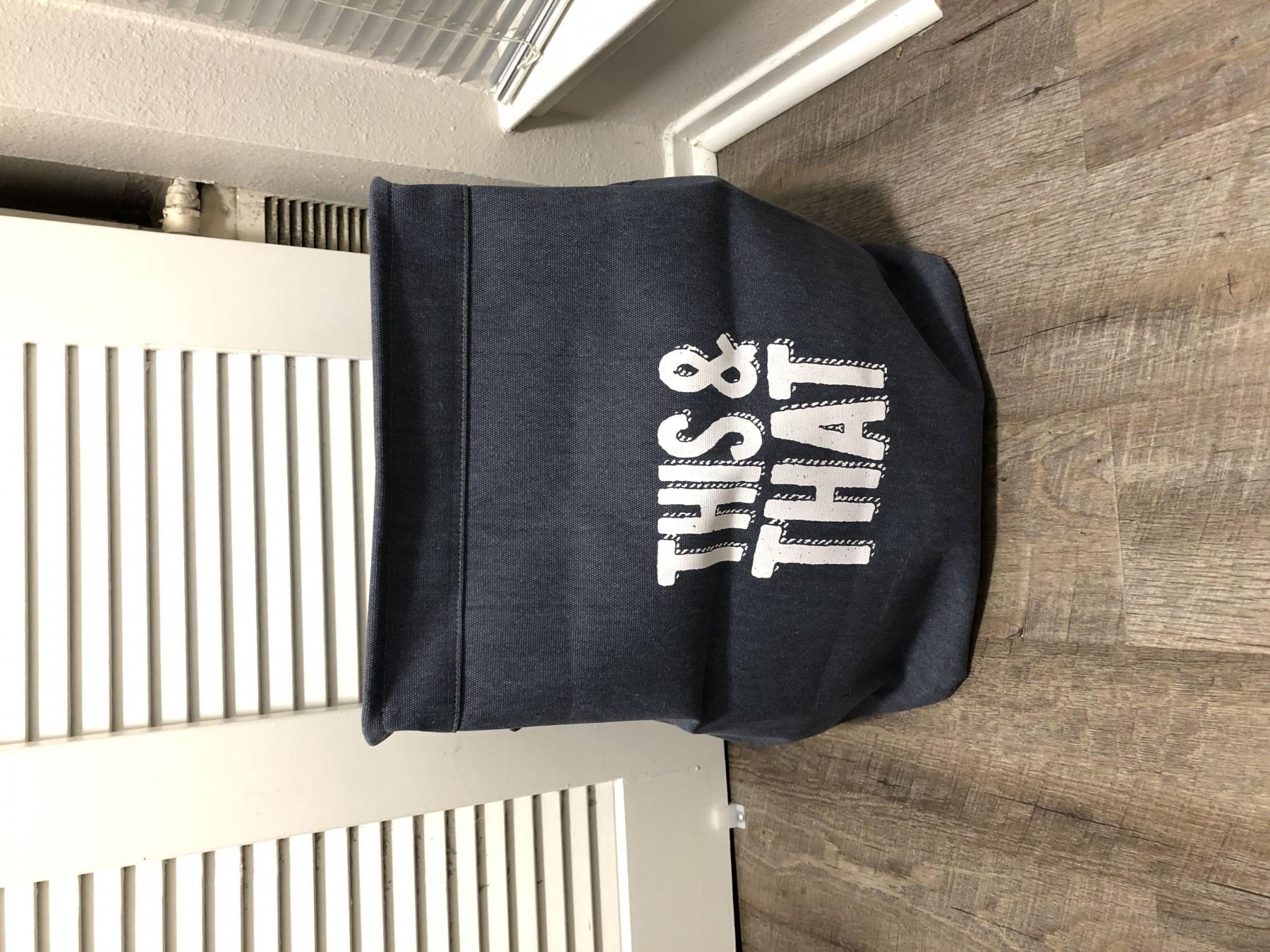 Sturdy Laundry bag