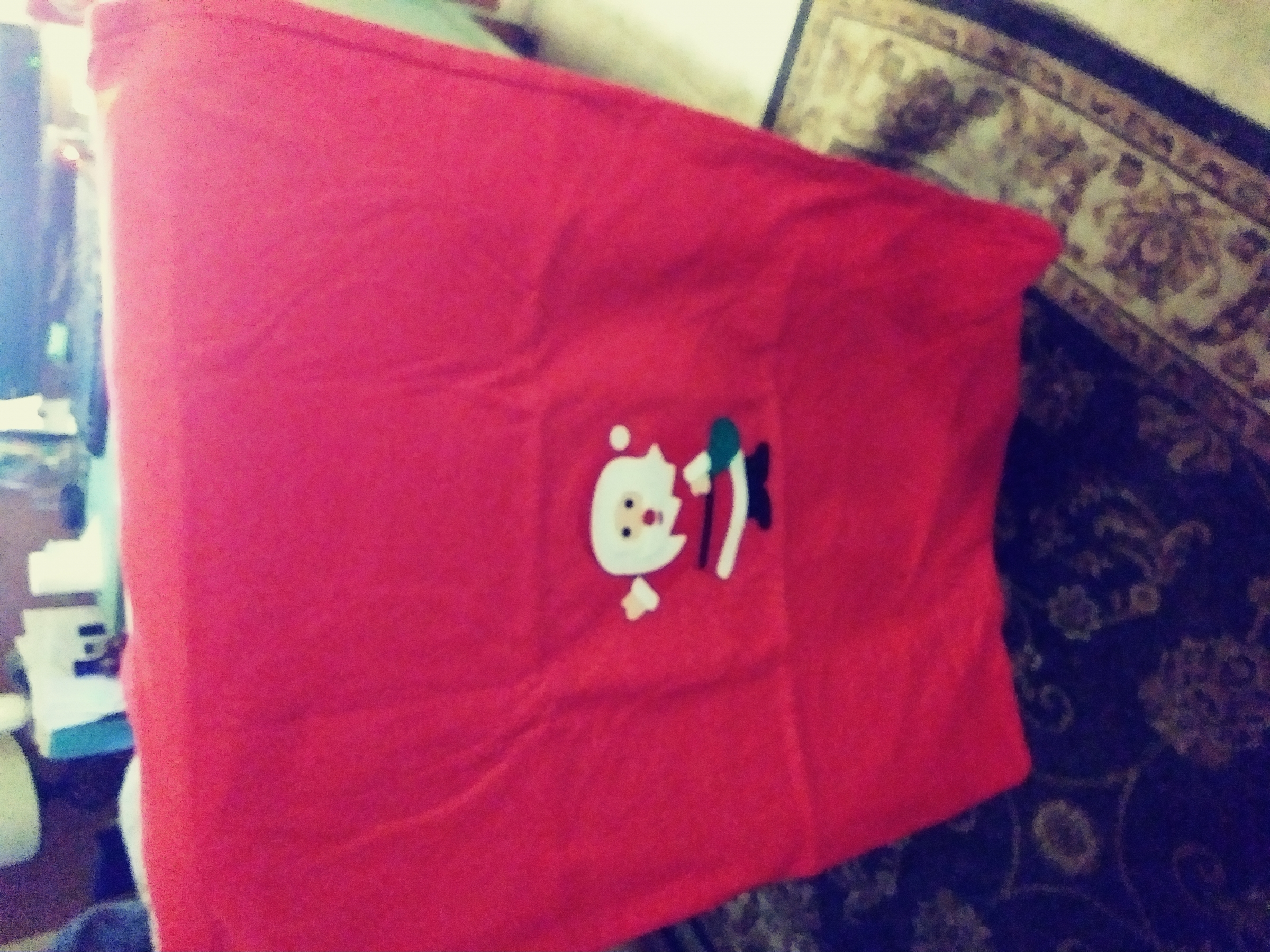 Awesome santa Bag
