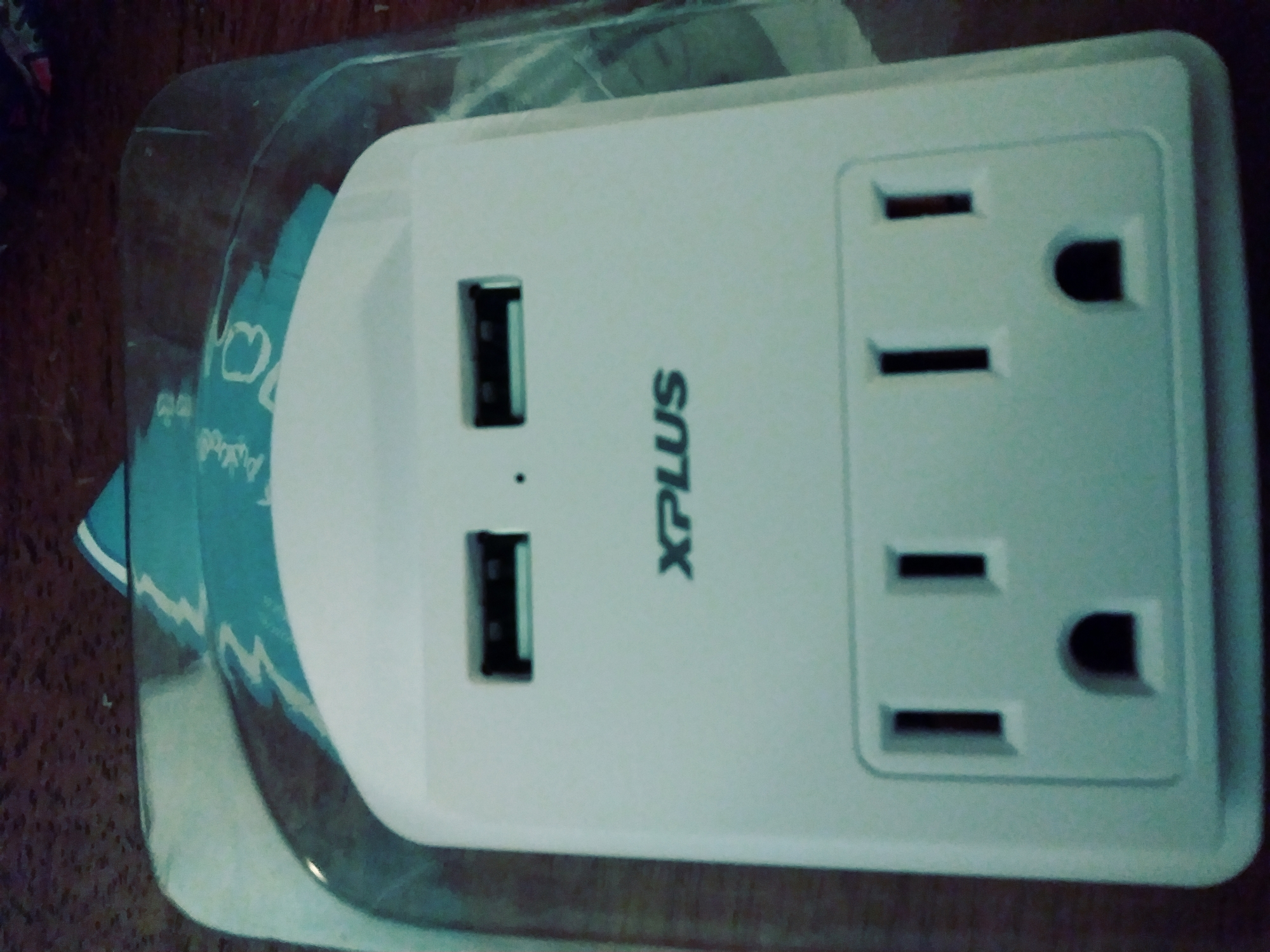 Awesome USB Wall Outlet,XPLUS 2 USB Charging Ports