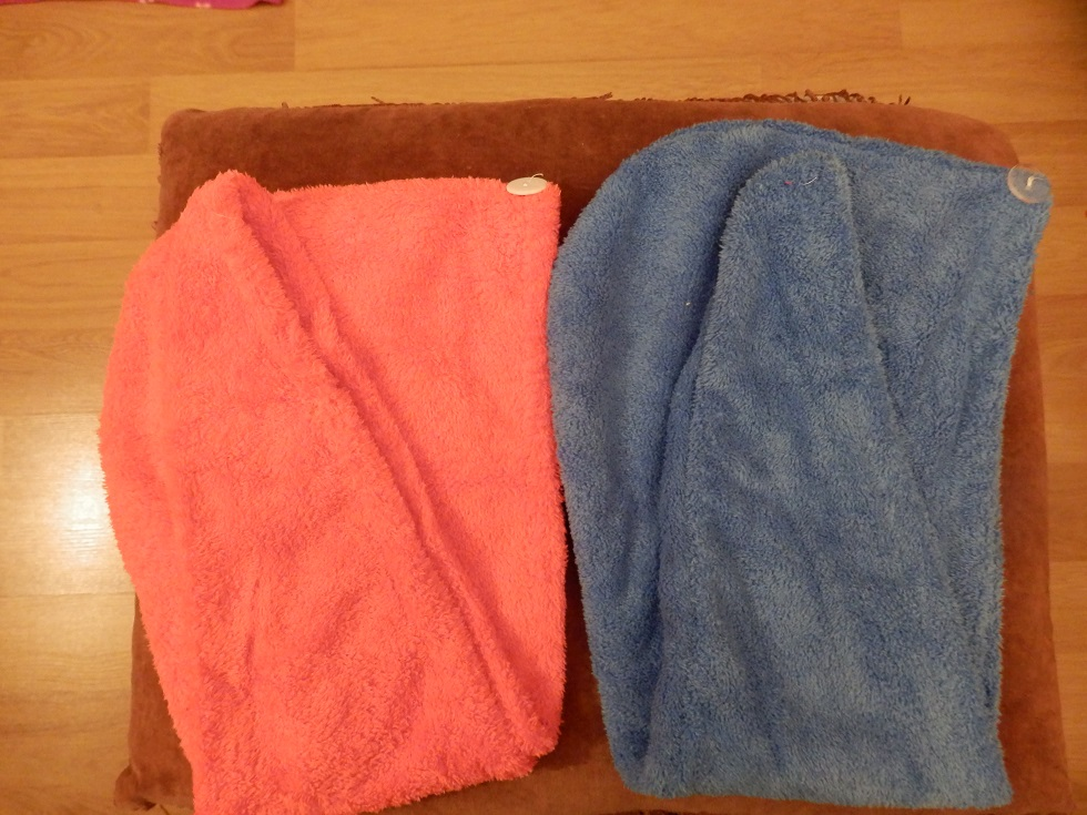 Soft and comfortable to wear head towels from Justime