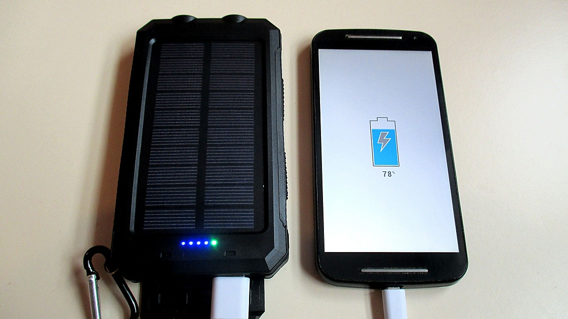 A Good Power Bank To Take On Outdoor Pursuits