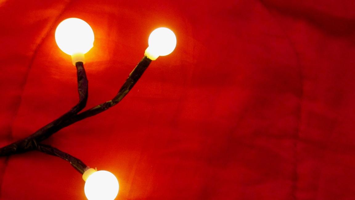 Attractive Vine Design LED String Lights