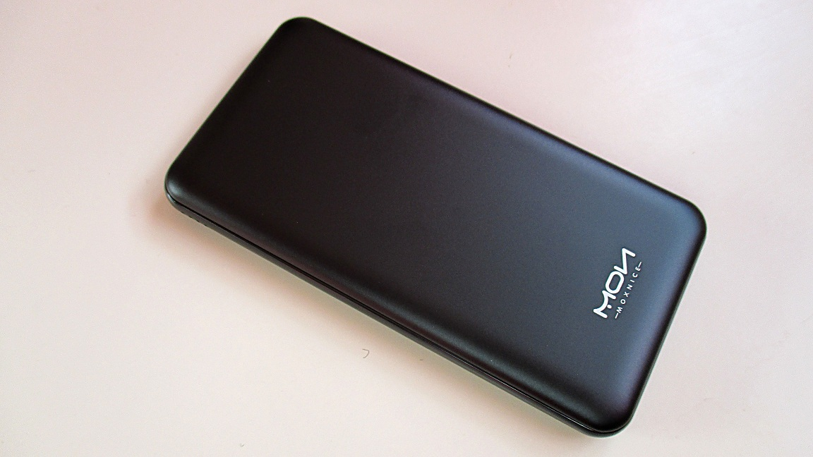 Sturdy, Well Made Portable 10,000mAh Power Bank