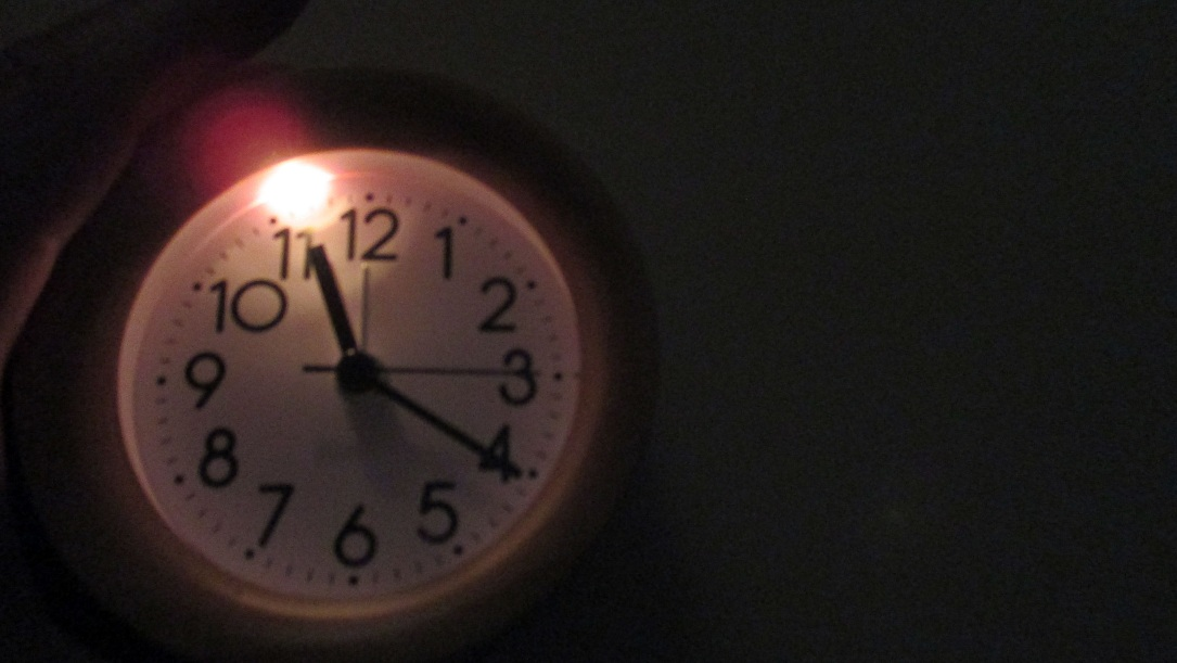 Attractive Alarm Clock Without the Tick