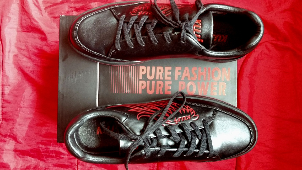 Quality Leather Trainers At A Surprisingly Low Price