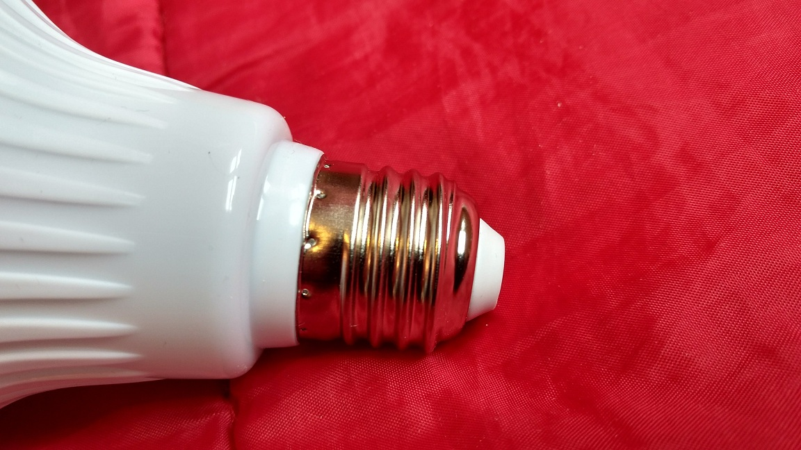 A Colour Changing Low Energy Bulb With A Good Quality Built In Bluetooth Speaker