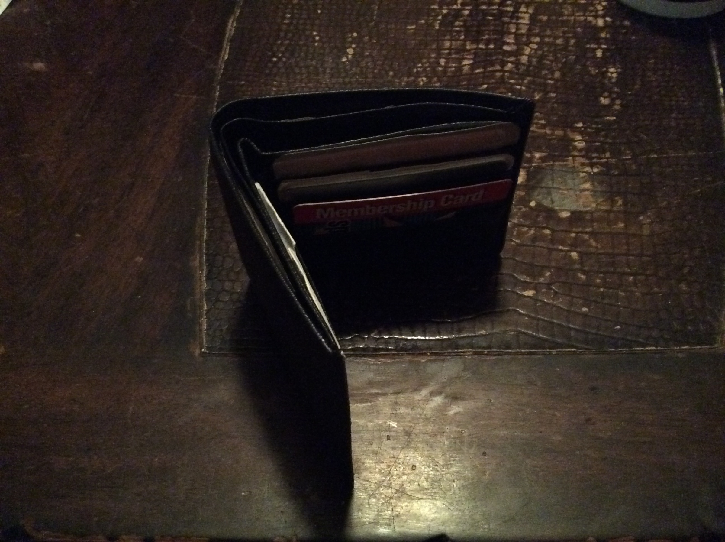 A bit small but a great wallet!