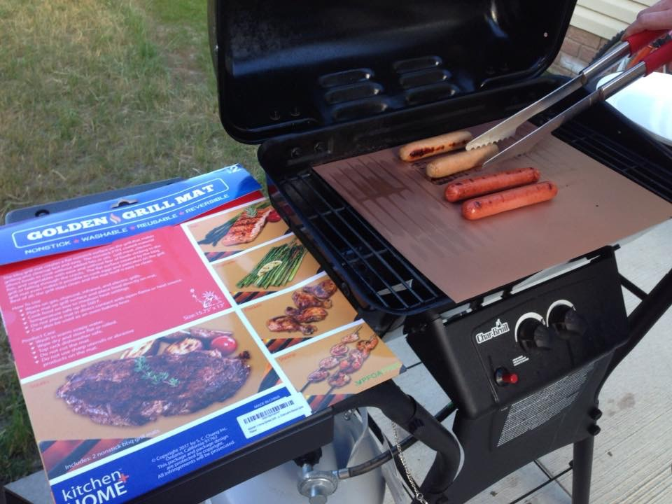 Great Grill Mat