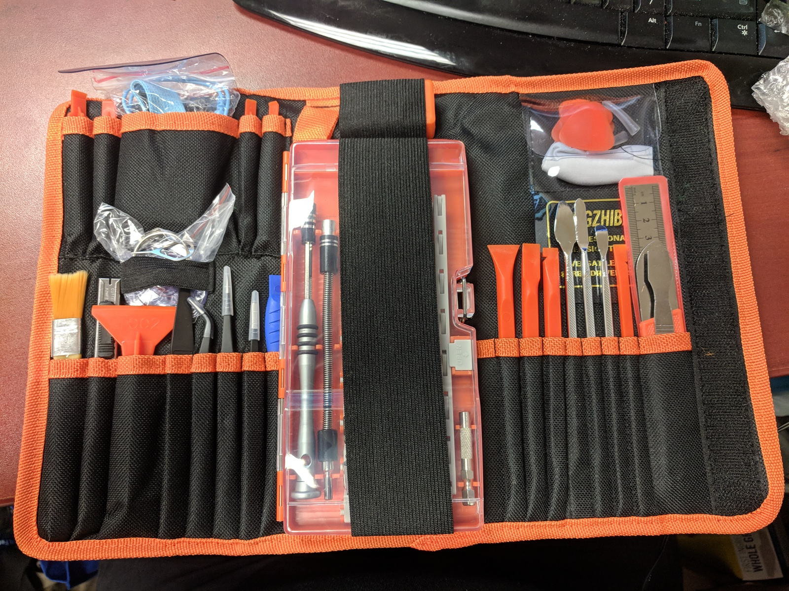This will be last repair kit I will need to buy...