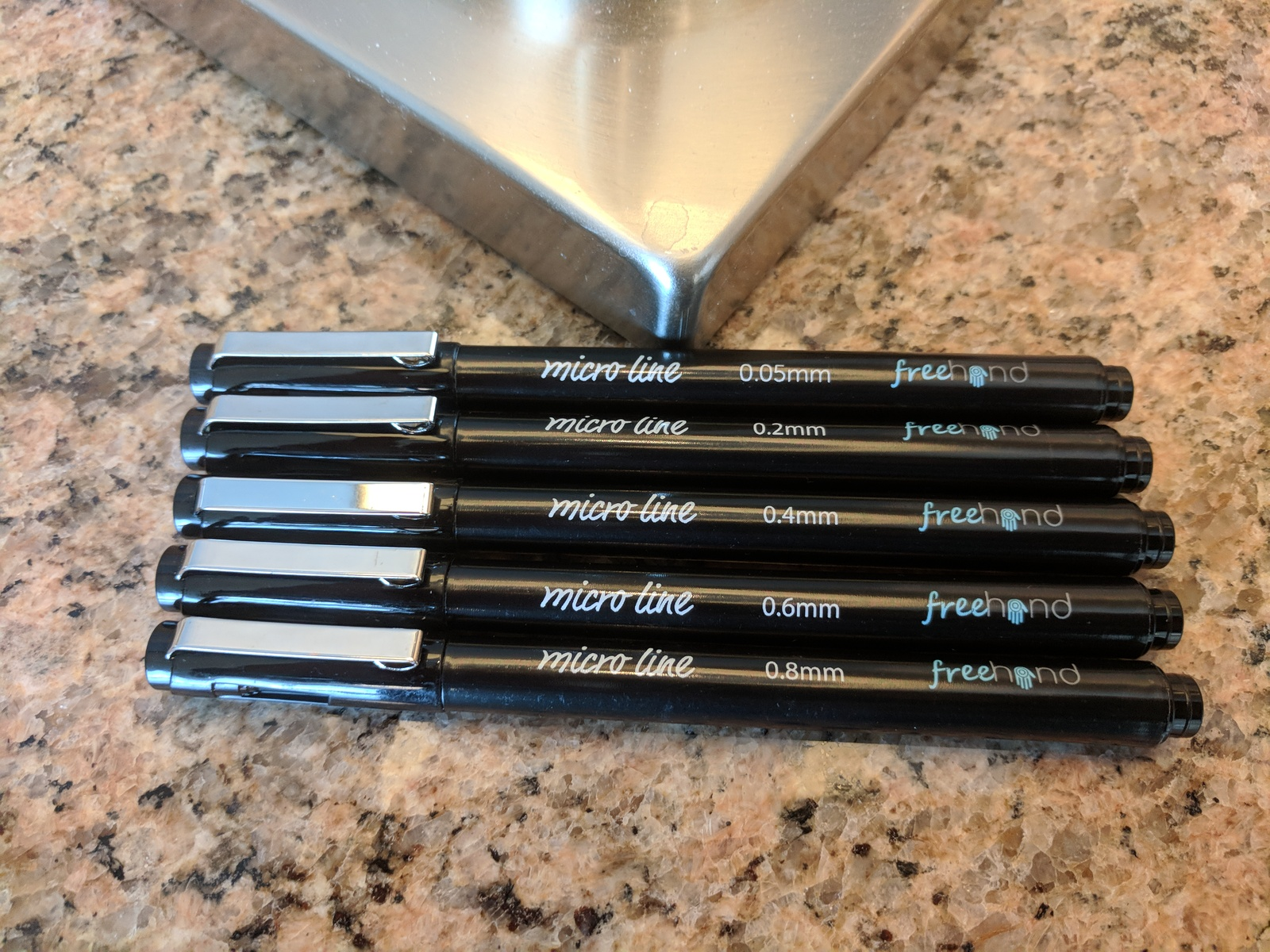 Great set of pens.