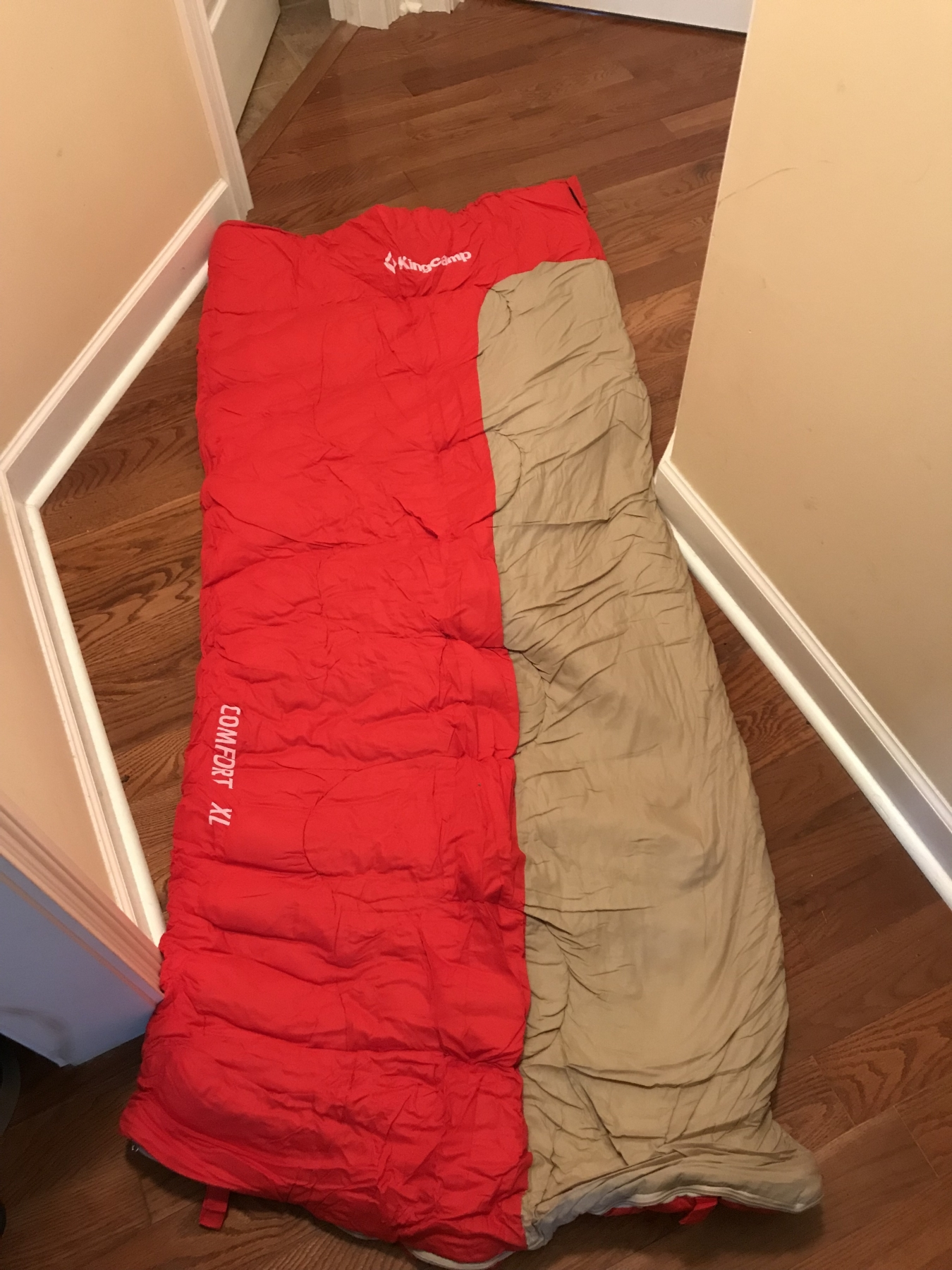 Comfortable XL Sleeping Bag