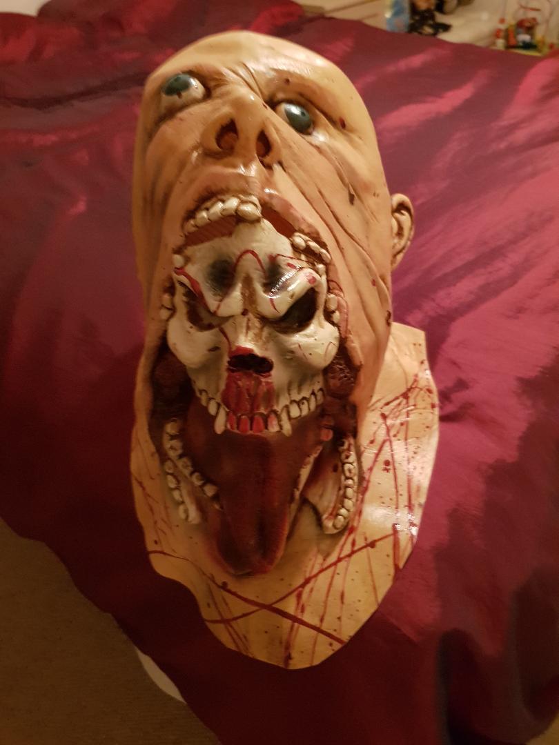 Horrifyingly scary!!