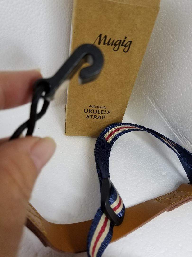 Mugig Adjustable Ukulele Strap