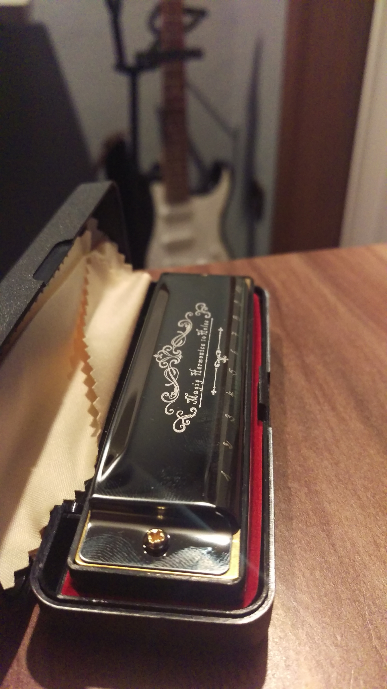 Great Harmonica for an affordable price