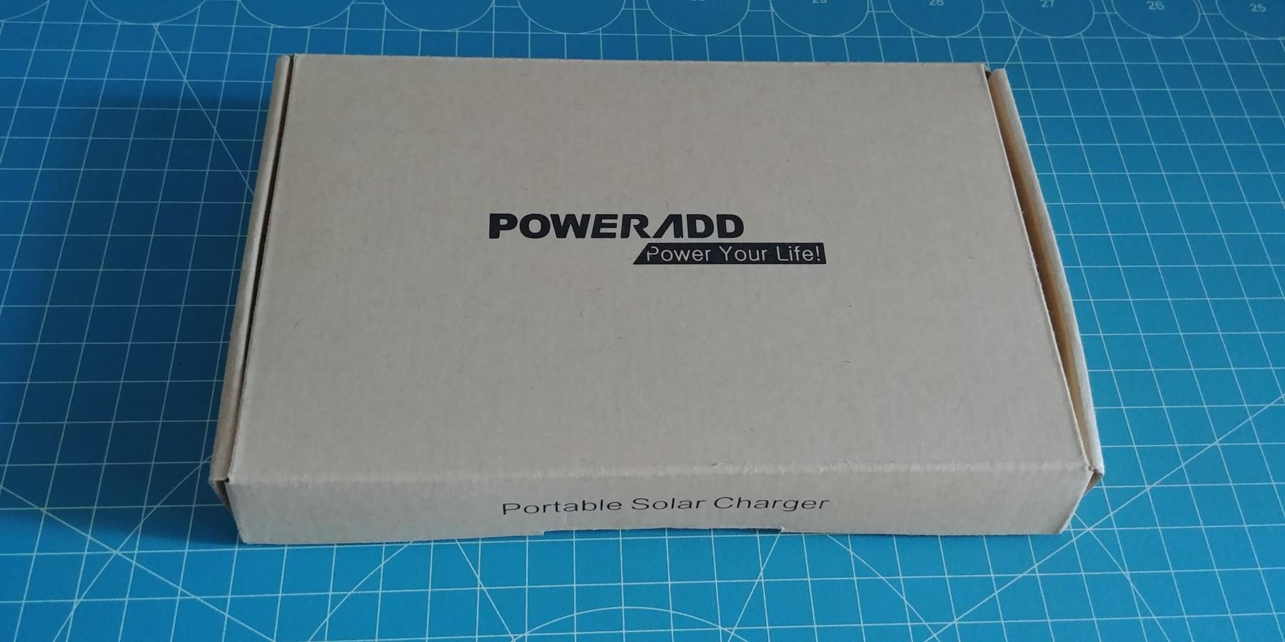 Poweradd Batterie Externe 12000mAh