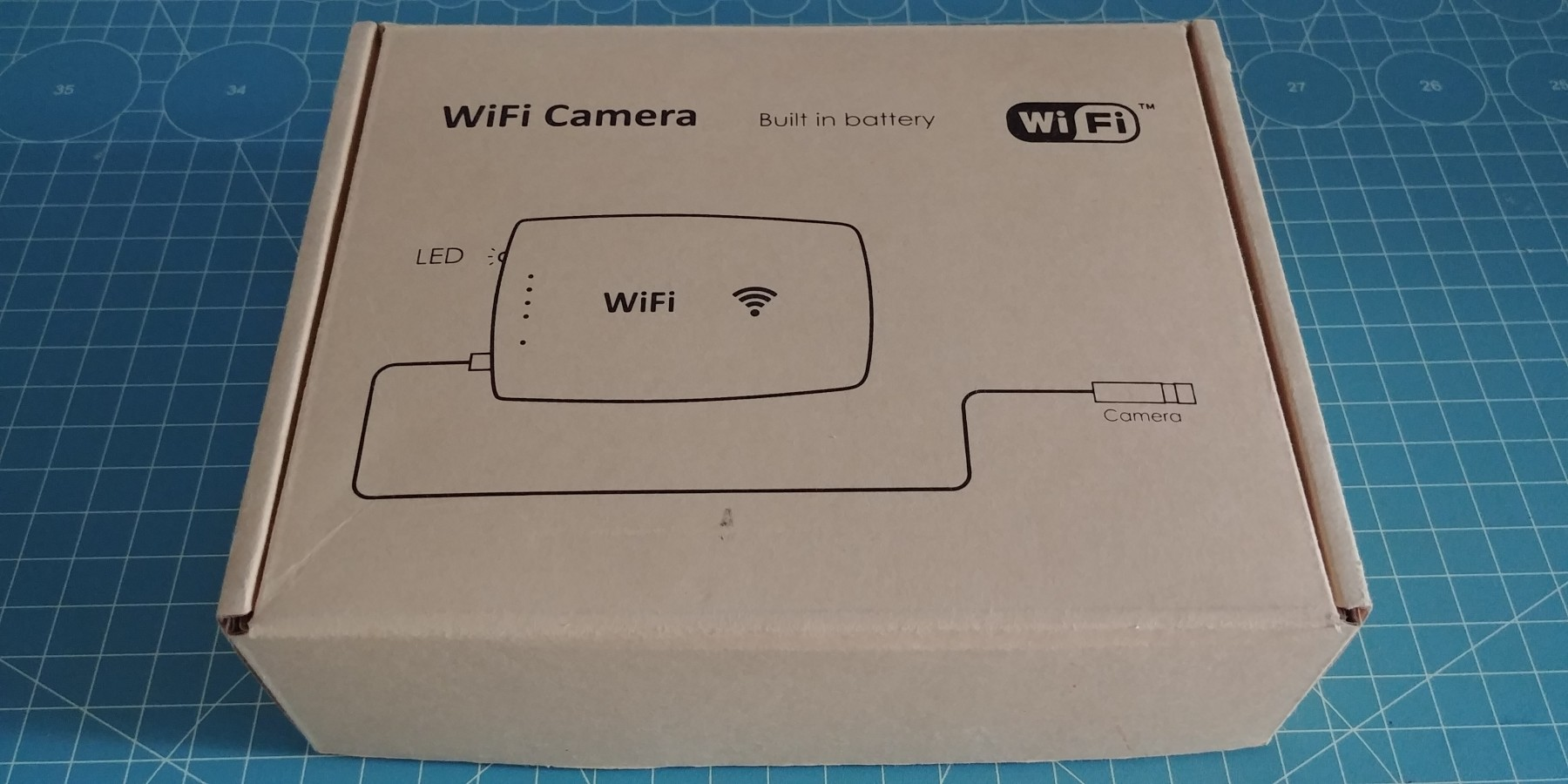 Endoscope wifi.