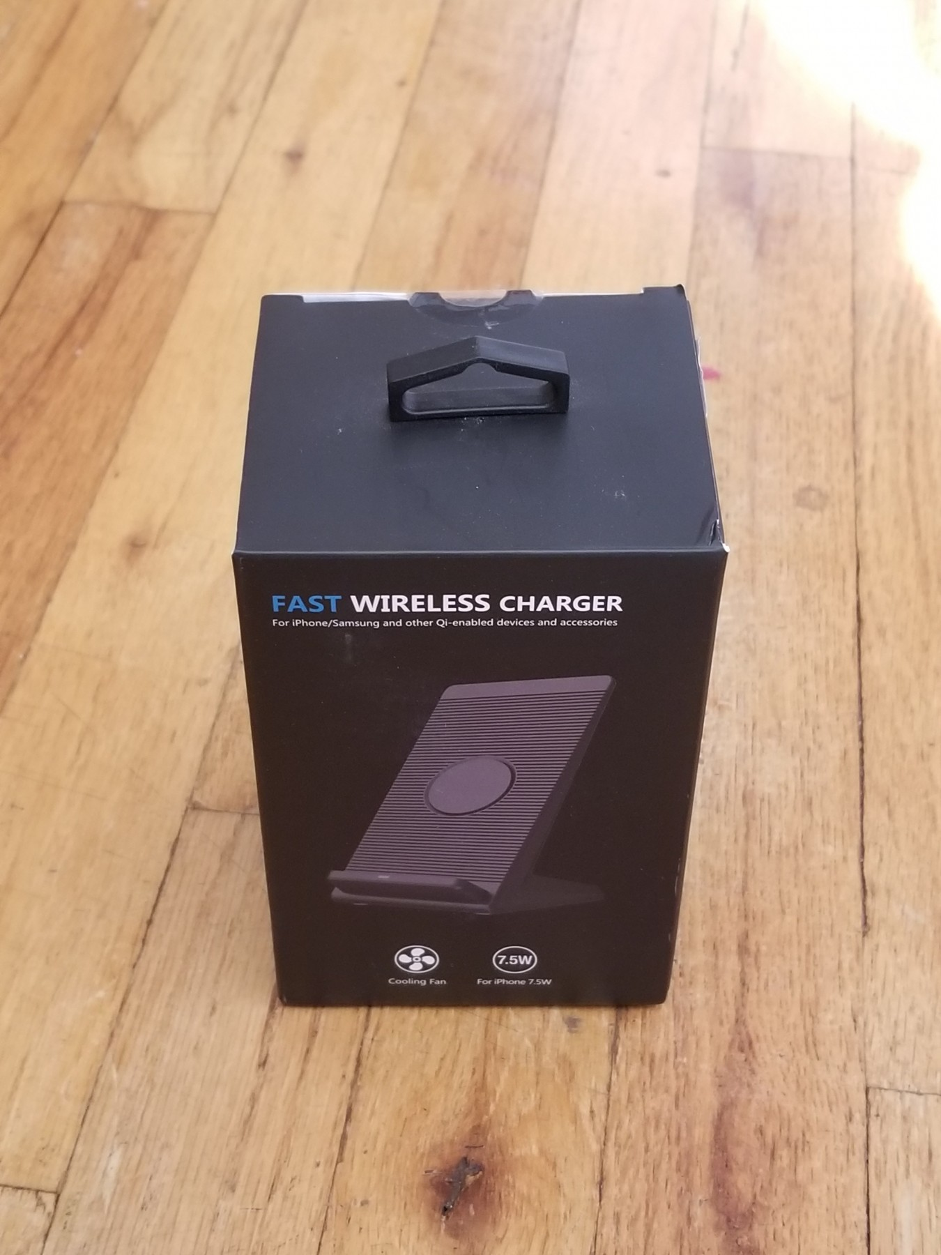 Overall, it is a good fast wireless charger/stand combo
