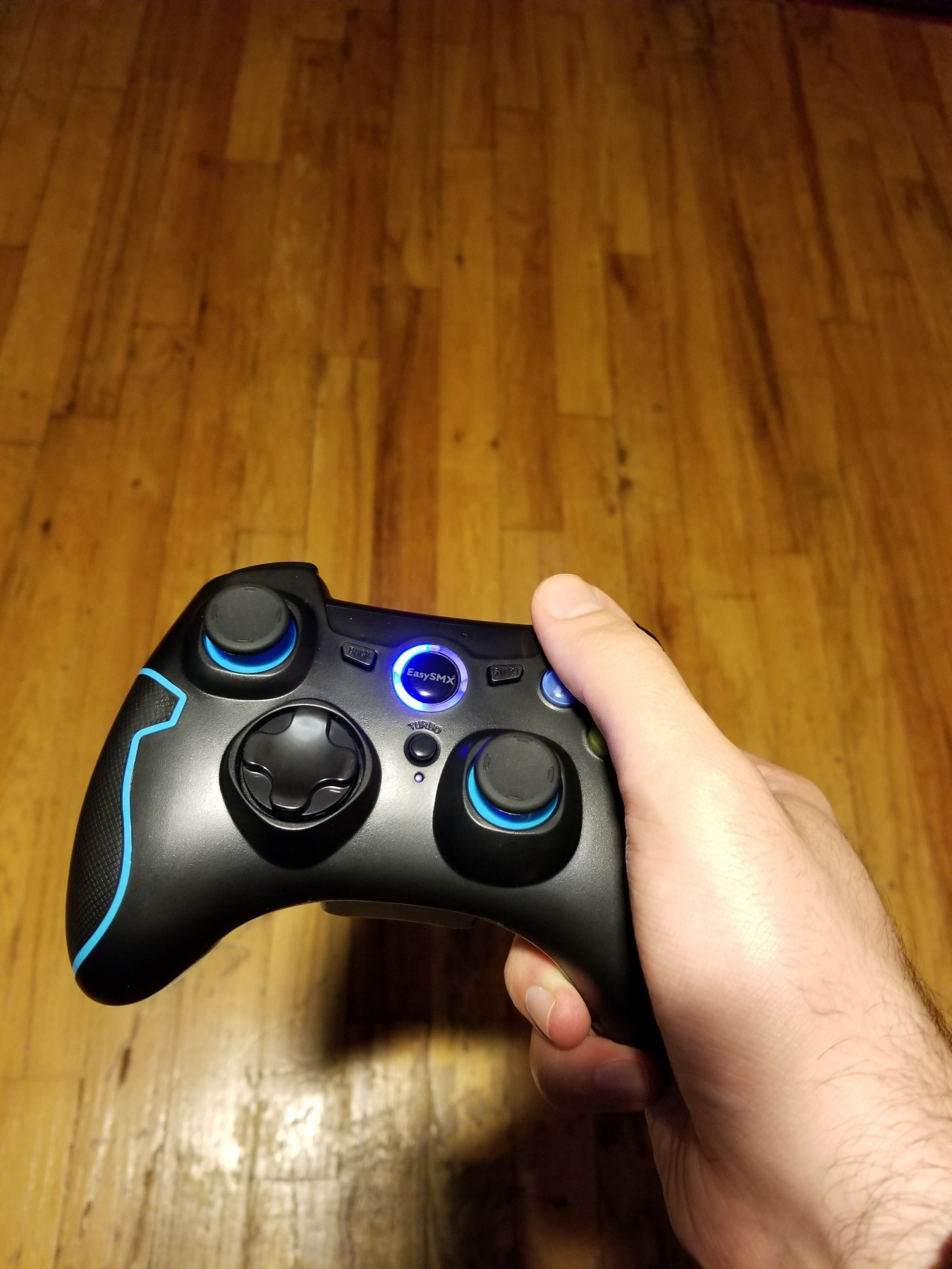 Overall, a nice game controller that have different modes for different devices. (November 13, 2017)