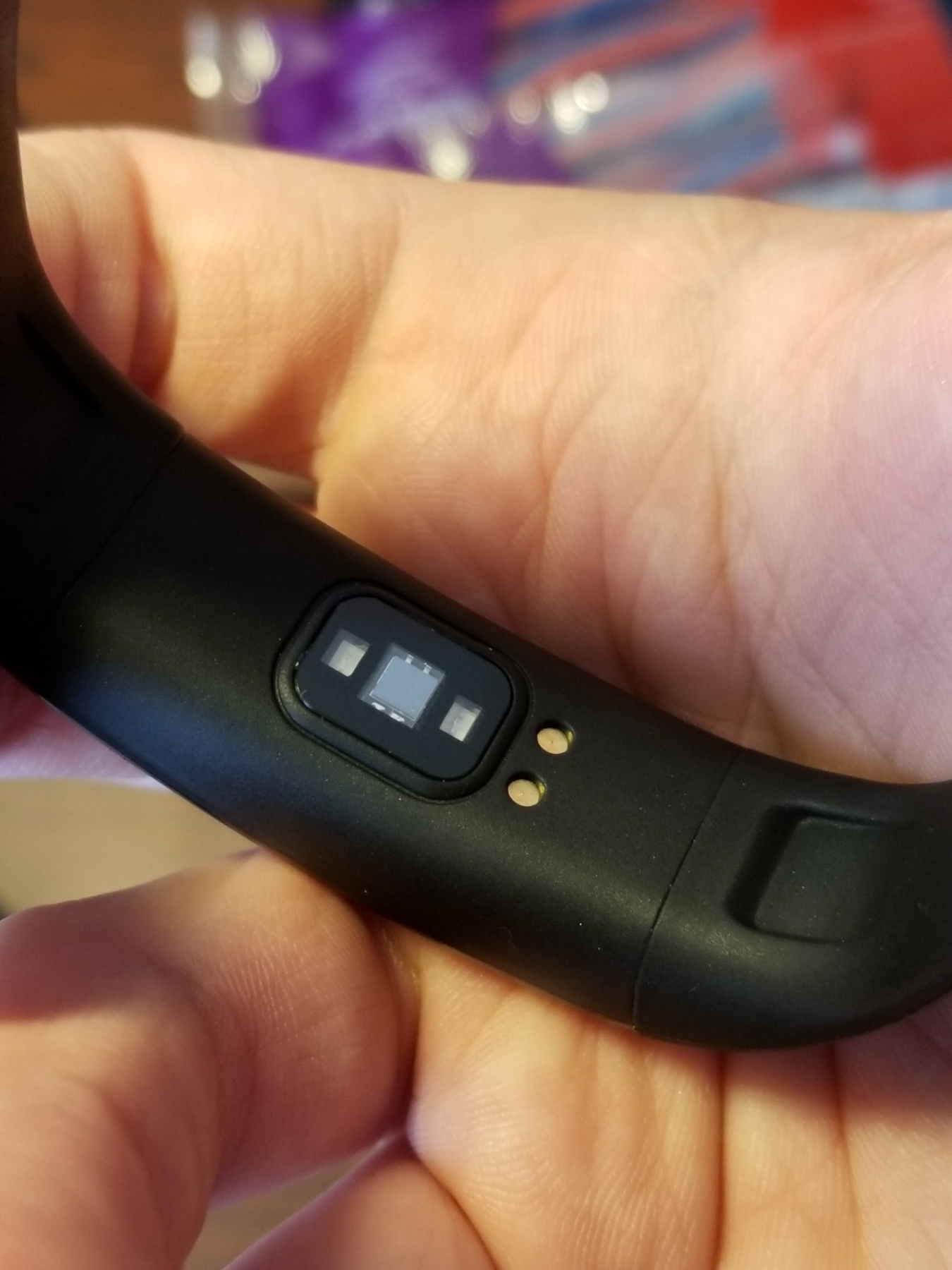 Overall, good enough fitness band for beginners. (December 17, 2017)