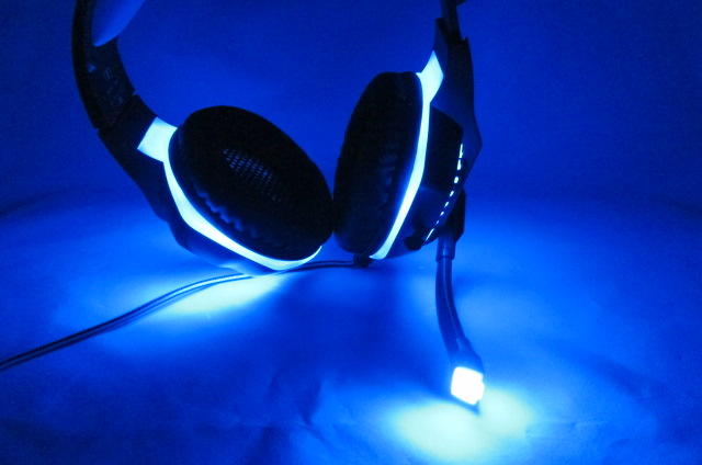 Extrem bequemes Headset