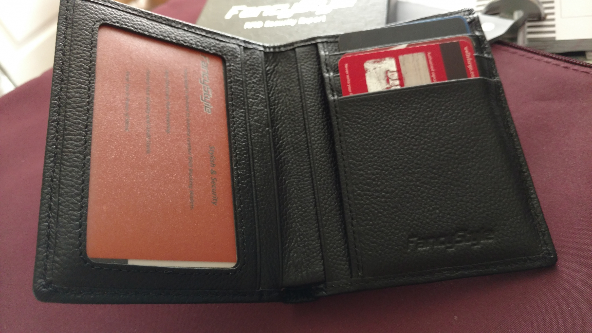 Very Nice BiFold Wallet