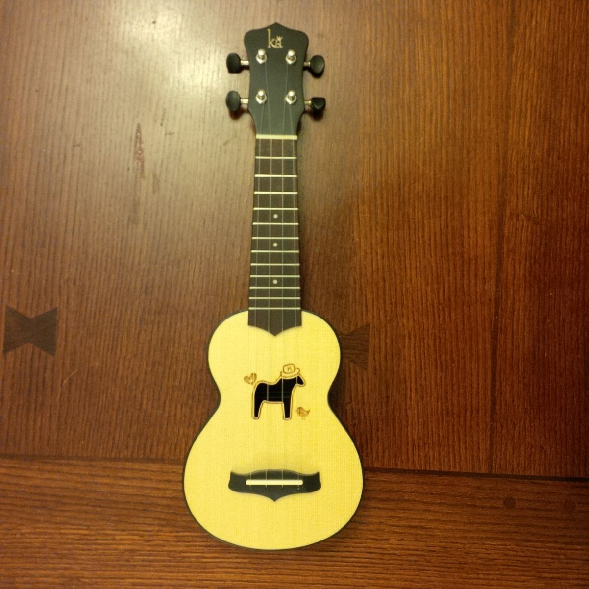 Mini ukulele for children