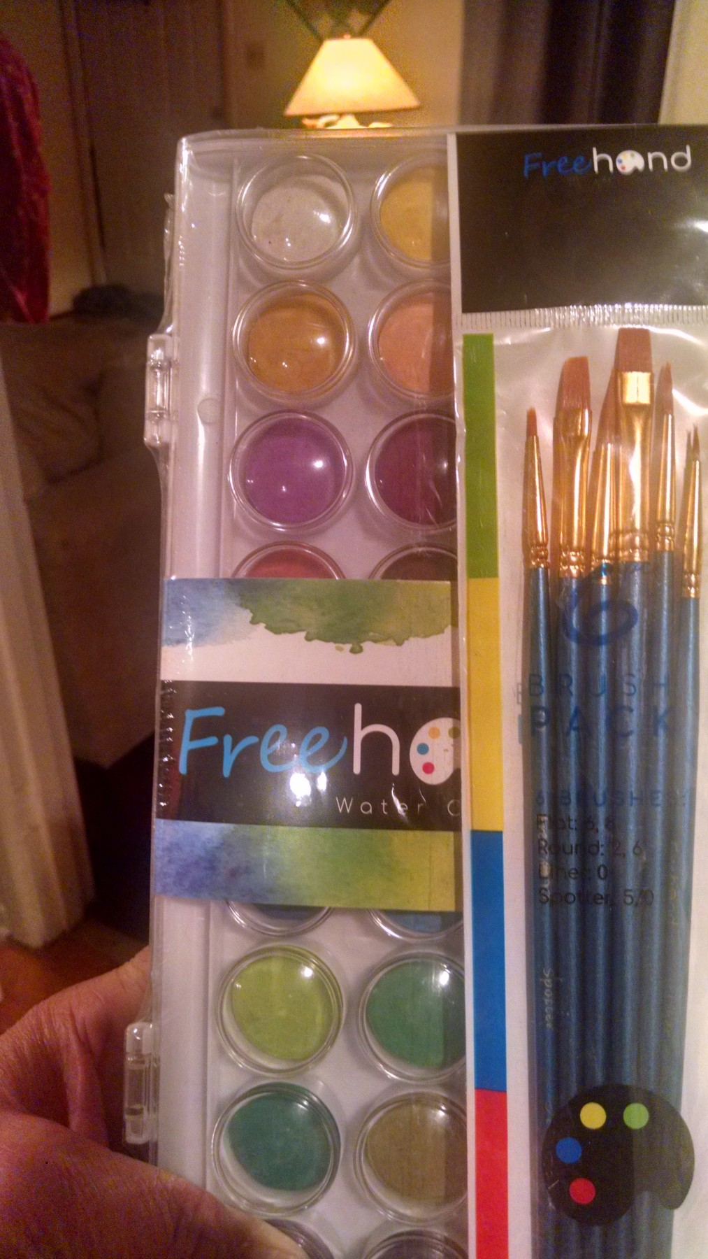 All the supplies I you need for a beginner artist