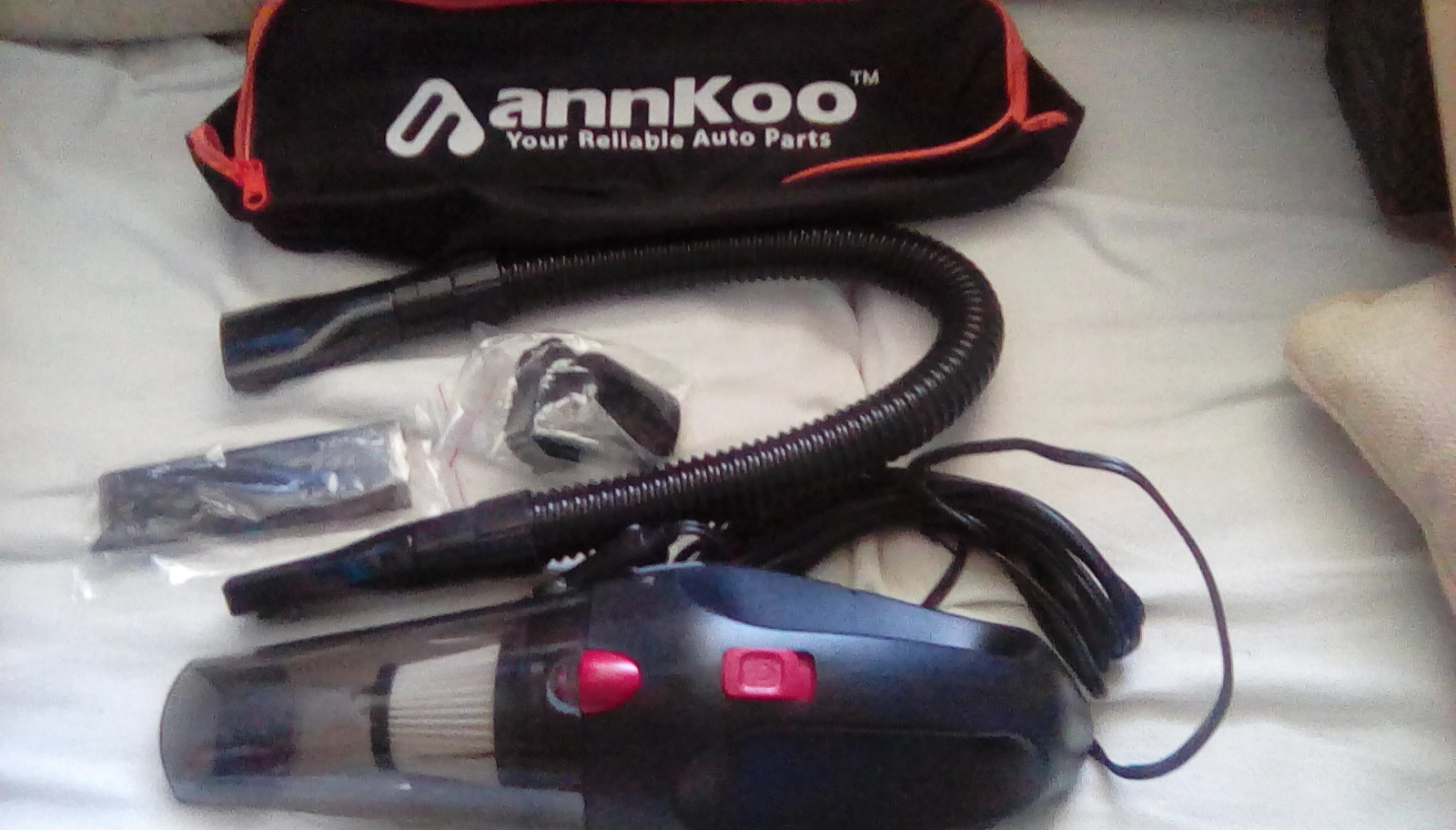 The perfect car Vacuum cleaner