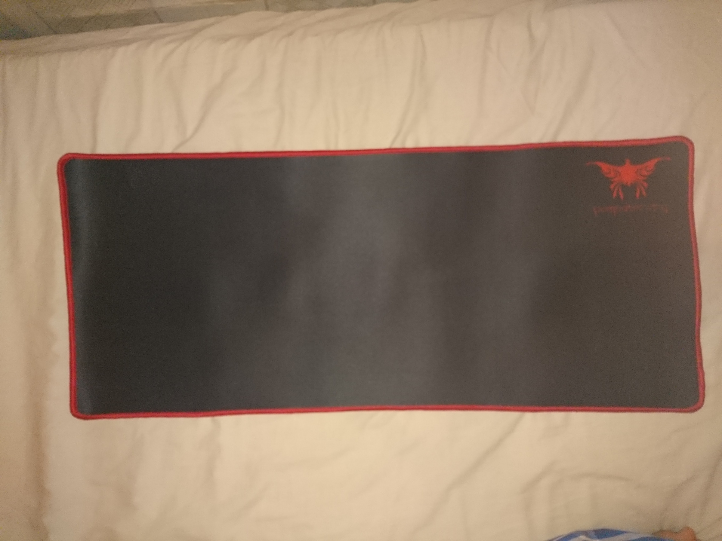 Wide Mouse Pad!