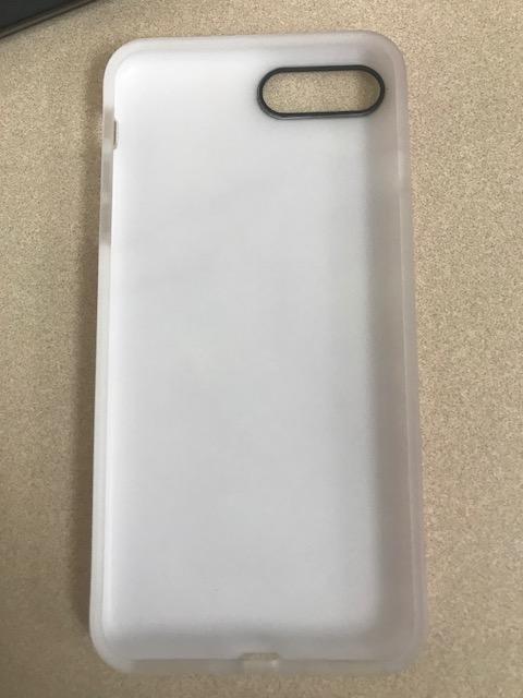 Nice solid case. Cute design.