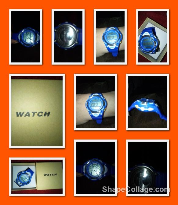 Orologio digitale FORUNER per bambini e ragazzi  di Cara shop