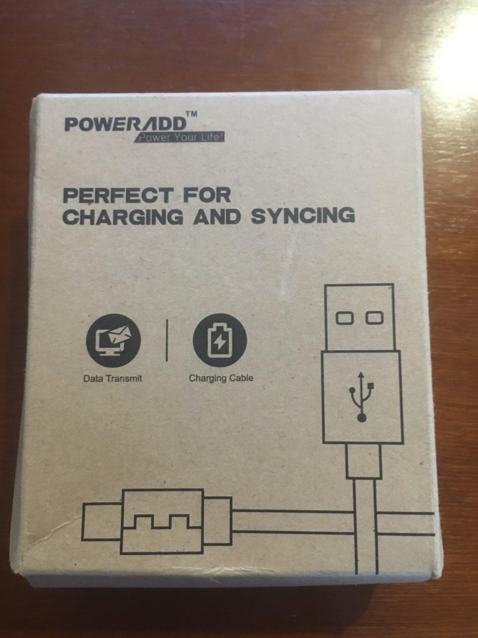 Cable USB C gainés de très bonne qualité