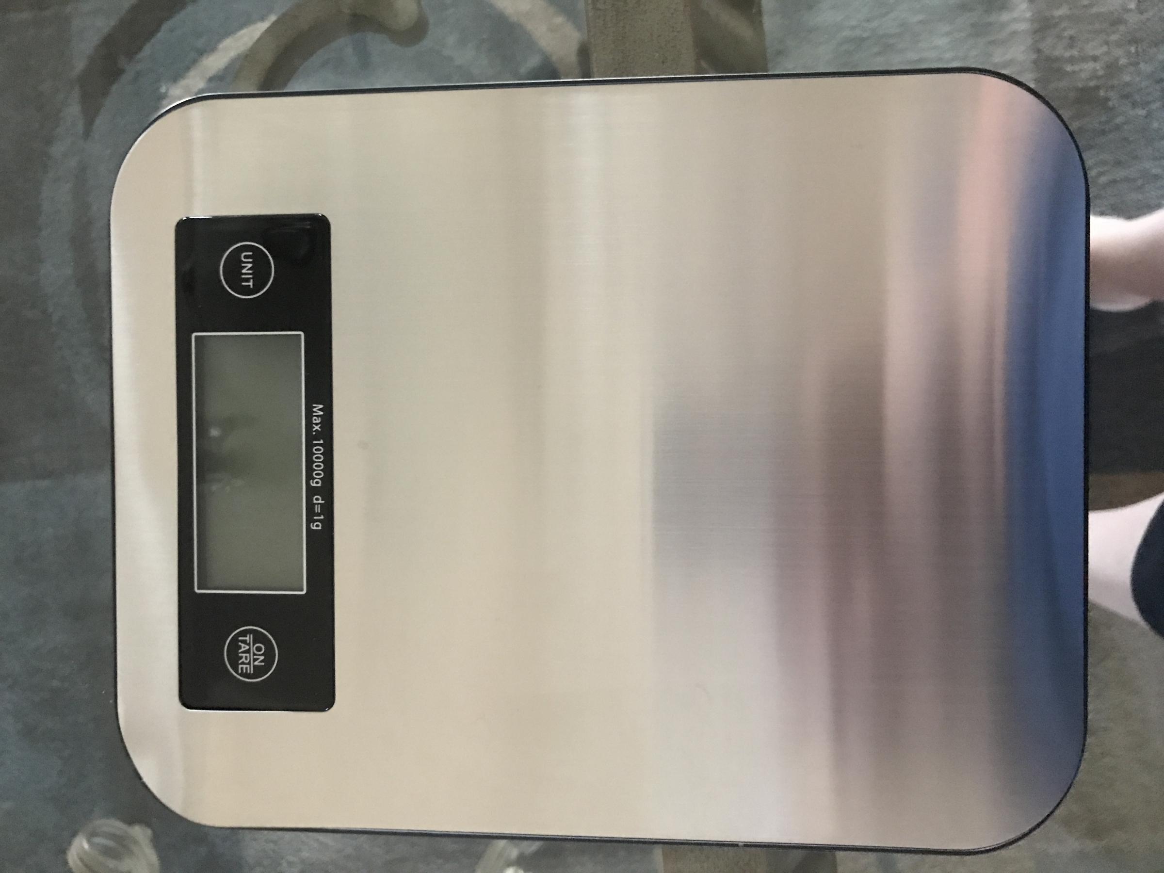 Very nice scale!