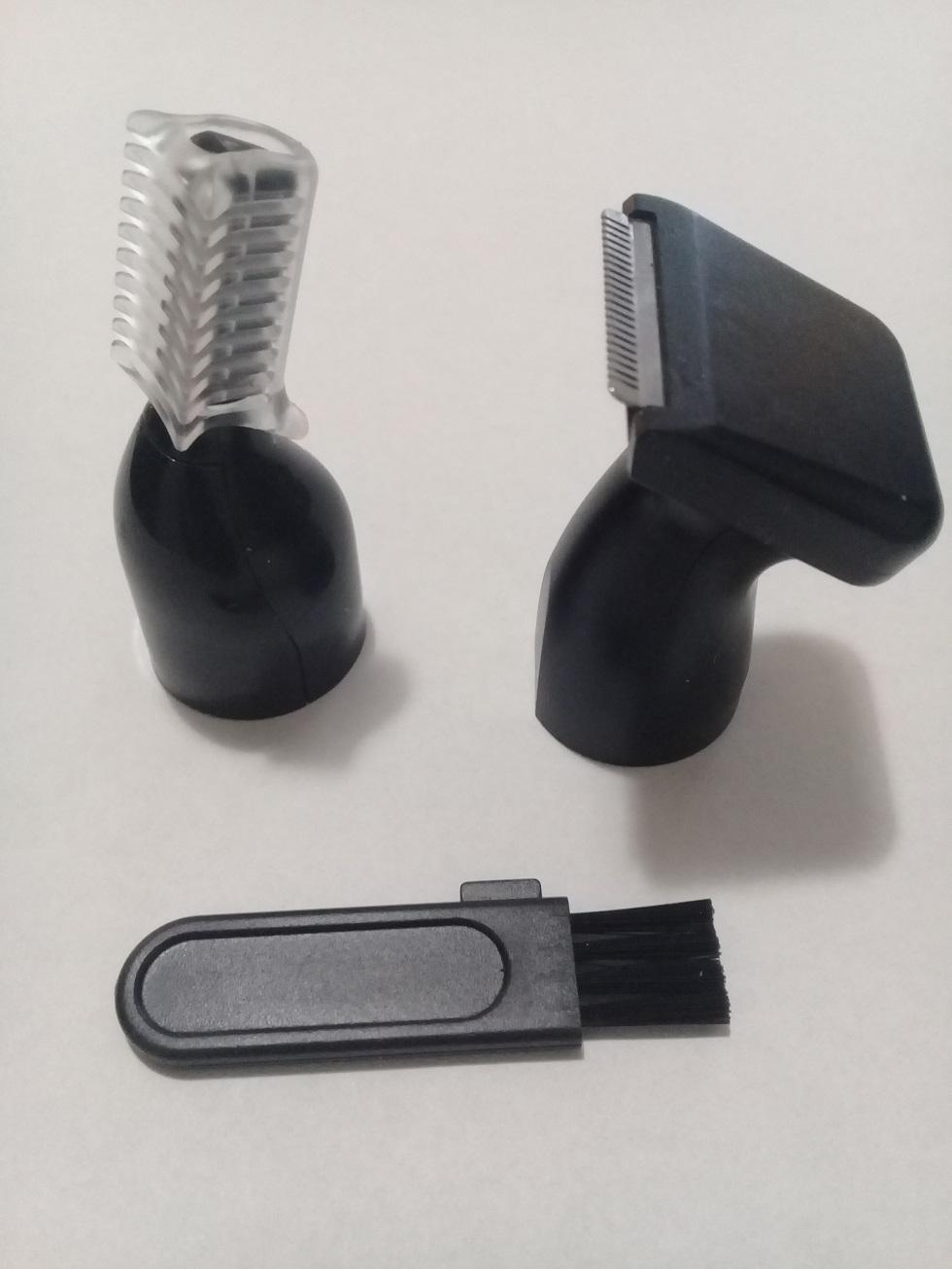 Very practical grooming kit