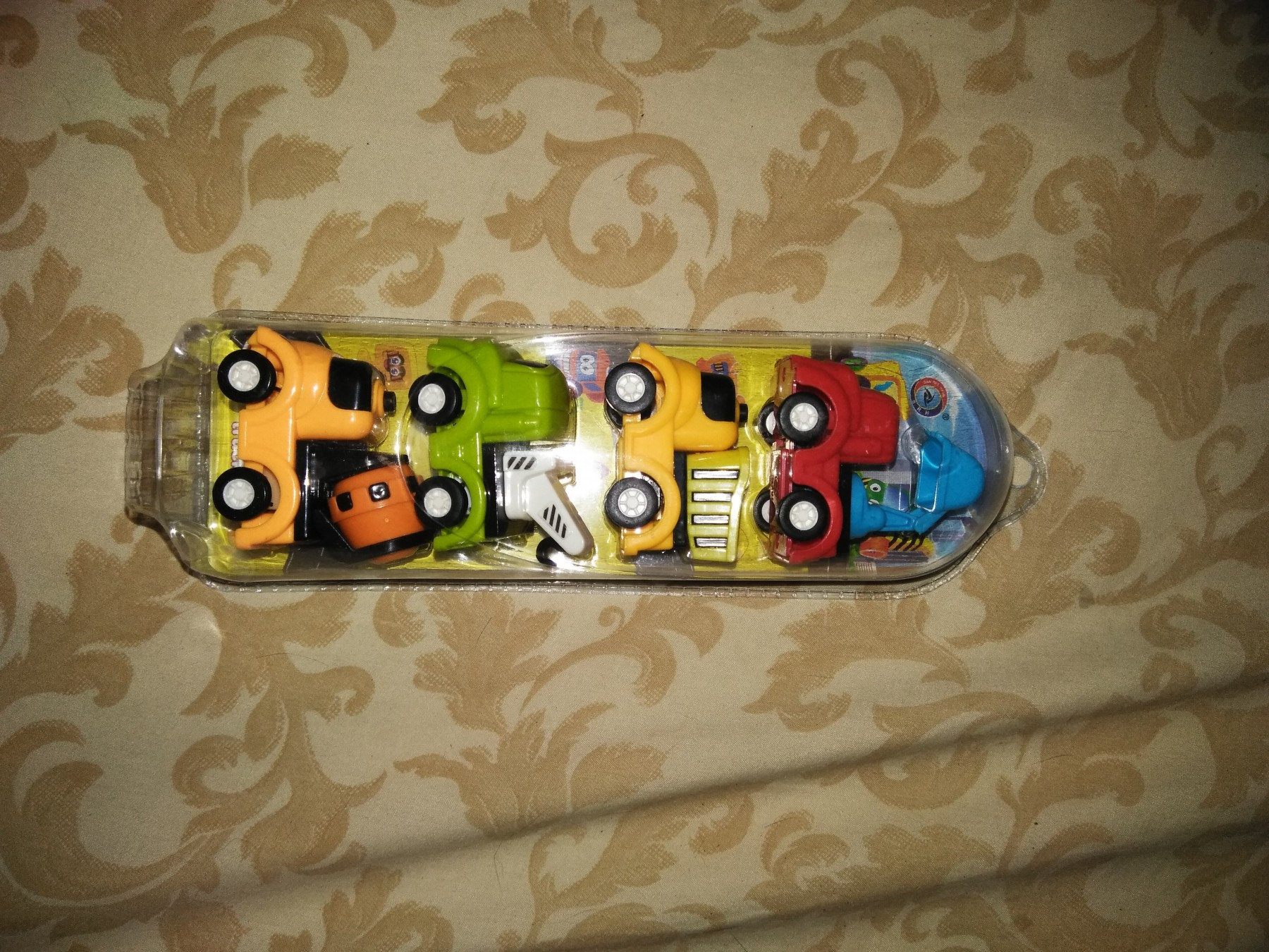 Mini toy cars