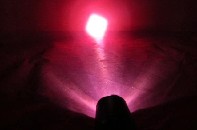 Hochwertige Taschenlampe