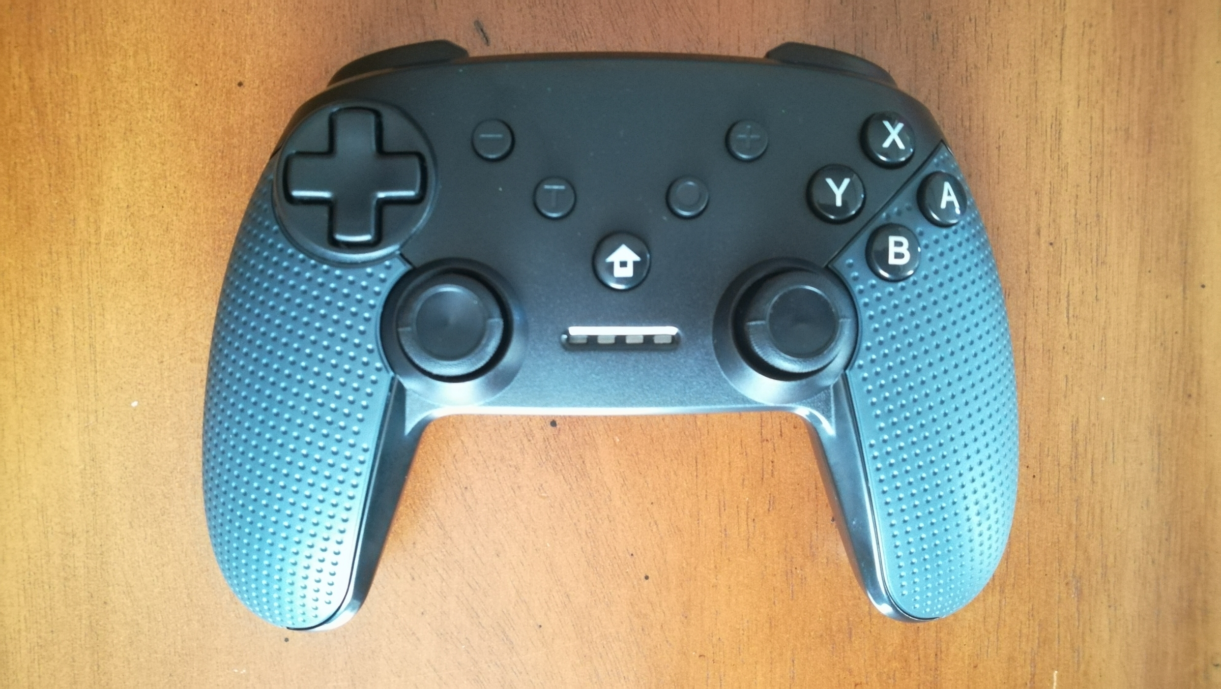 Good alternative for a Pro controller.
