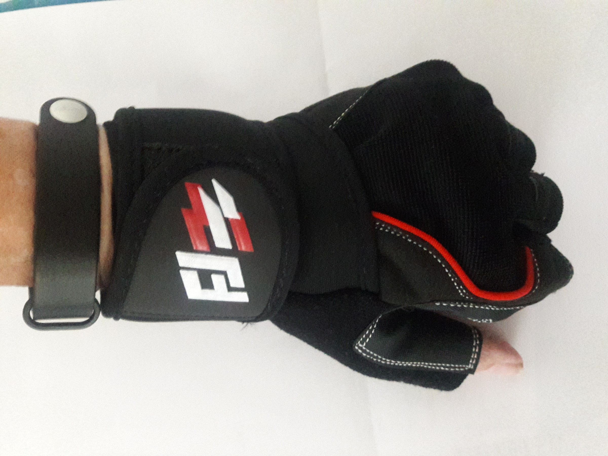 The best weight lifting gloves I own.