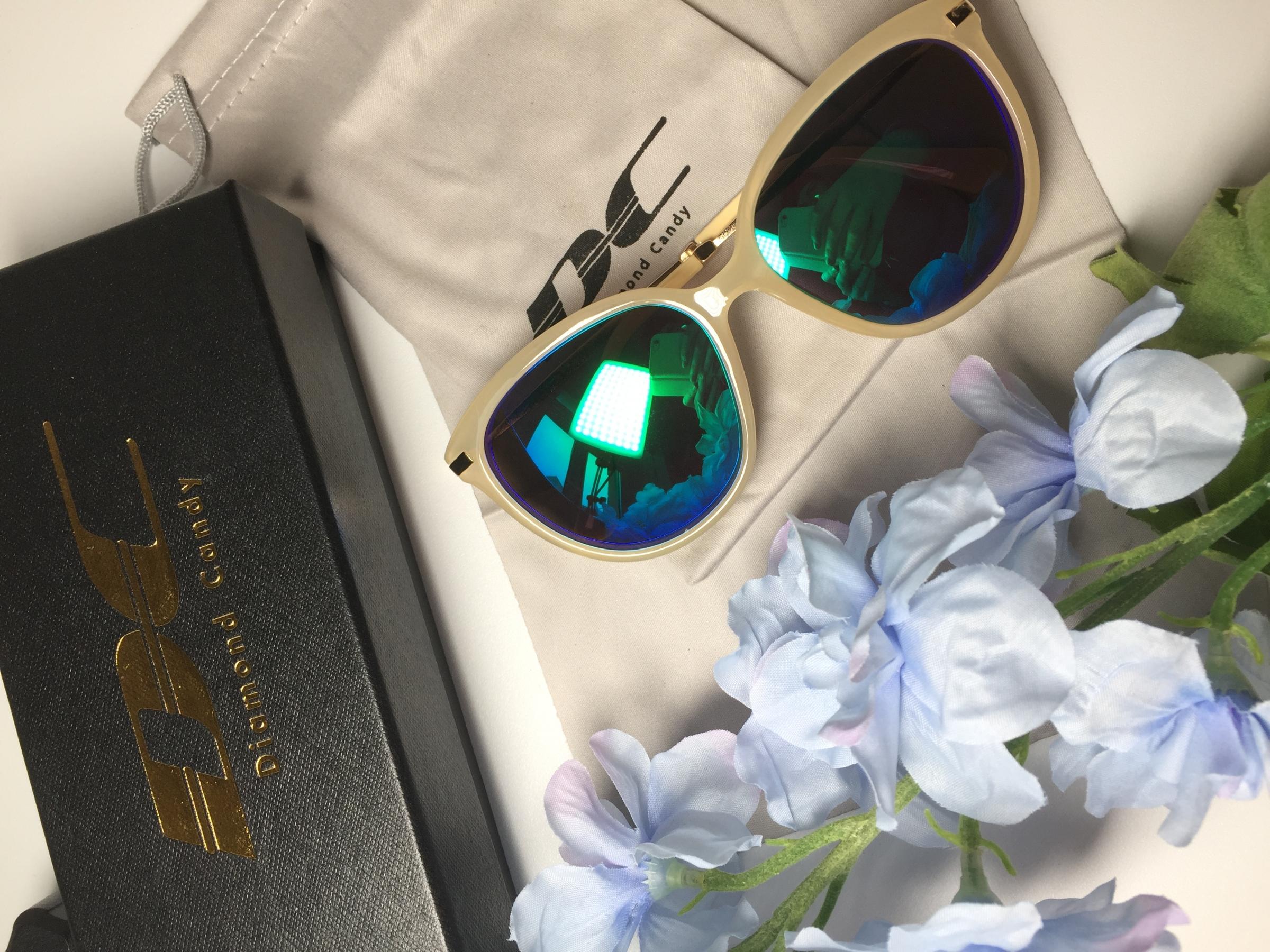 Eine sehr schöne Sonnenbrille