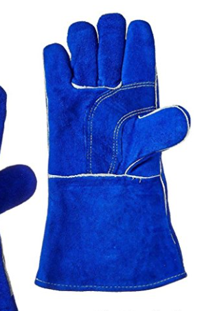 Durable and comfortable BBQ gloves.