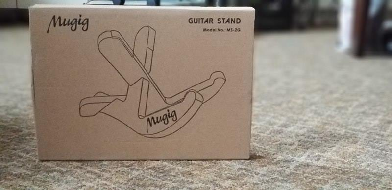 Classy Guitar Stand