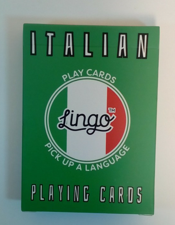 Great way to learn Italian!