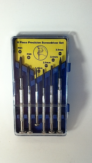 Great set of precision screwdrivers!