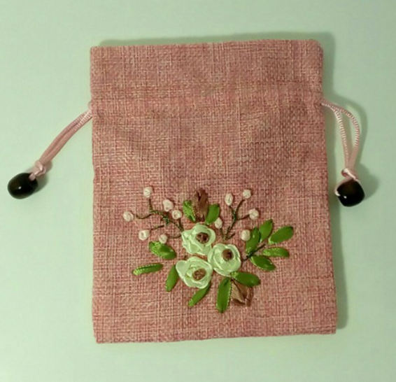 Beautiful and unique sachet bags!
