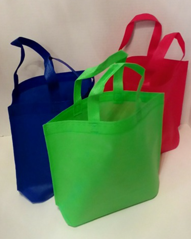 Sturdy and bright colored bags!