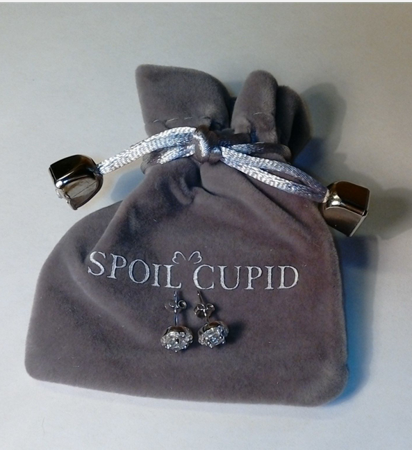 Classy and elegant cubic zirconia earrings!