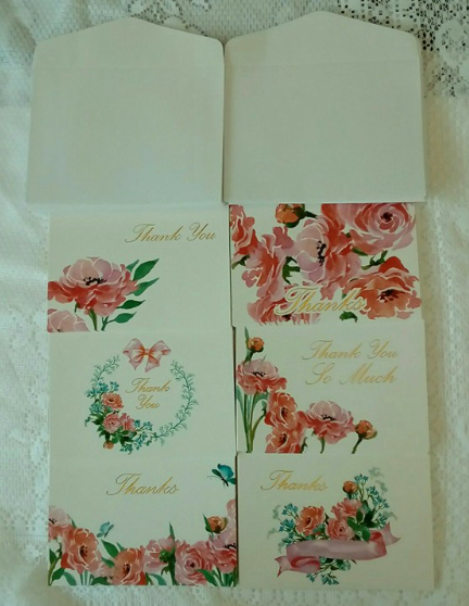 Beautiful designs and quality stock cards!