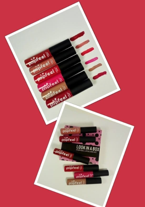 Very nice set of matte lipsticks!